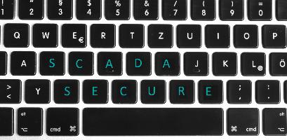 SCADA Secure Tastatur